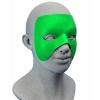 Customizable Mask W/ Spirit Gum Green